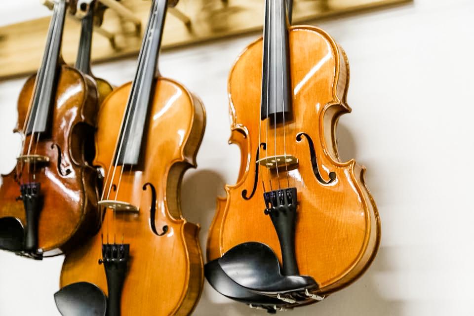 Instrument Rentals at Day Violins , Northern Virginia