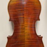 Encore Violin Back