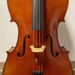 Premium Cello Front